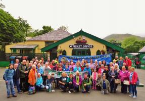Snowdon Rocks 2015  20th June 2015