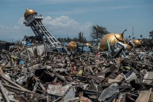 Indonesian Tsunami Appeal