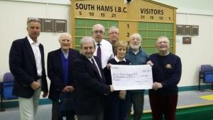 March 2017 Community Grant (2) - South Hams Indoor Bowling Club