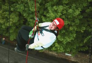 RC South Queensferry Abseil