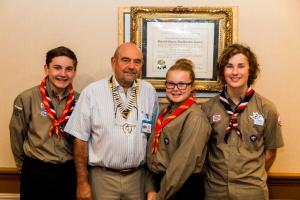 Scouts and Pilgrims