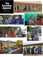 Fundraising for the Kambian appeal