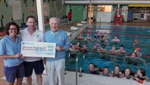 May 2017 Community Grant - Kingsbridge Kingfishers