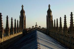 Jun 2016 Kings Chapel Roof Adventure 10.30am