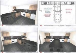 NACRO - Kitchen Project