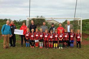 June 2016 Community Grant - KM United Junior Football Club