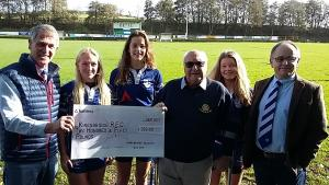 August 2017 Community Grant - Kingsbridge RFC