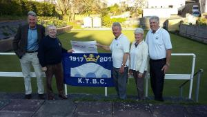 March 2017 Community Grant (1) - Kingsbridge Town Bowling Club