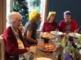 Sawston Wives met for their Christmas Lunch