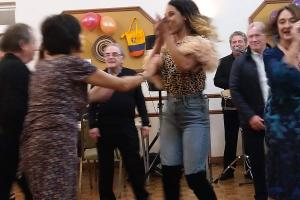 Latin America Salsa Night November 2019