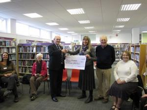 January 2016 Community Grant - Friends of Kingsbridge Library