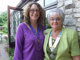 It has been a good year for the Inner Wheel Club of Chelwood Bridge