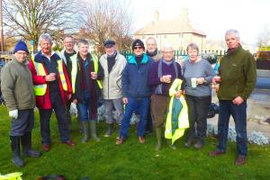 Litter Pick - Duke of York Gardens