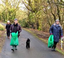 LITTER PICKING PROJECT