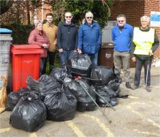 Ingatestone Village Spring Clean - 23rd March 2019
