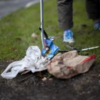 Sep 2016 Litterpick - in Oakington/Histon/Girton area
