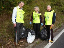 Litter Pick Up