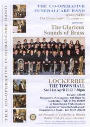 Lockerbie Brass Band Concert