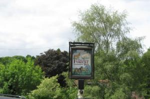 Informal Meeting at New Forest Inn. Order meal before 18.30.