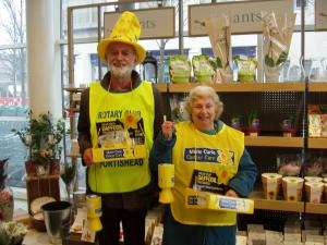 Supporting Marie Curie Cancer Care