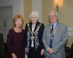 President's Lunch with the Mayor of Fylde 5th Jan 2017