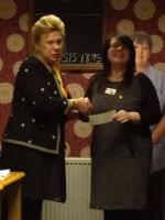 Marie Curie Donations 2014