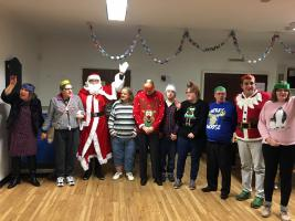 Mencap Christmas Party 2019
