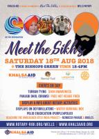 'Meet the Sikhs', 18 August 2018 on Bishop's Green