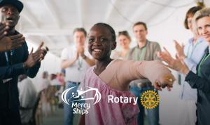 Rotary Foundation Global Grant for Mercy Ships