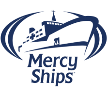 Donation to Mercy Ships