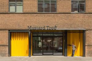 Visit to Mustard Tree Charity,110 Oldham Rd, Ancoats, Manchester M4 6AG