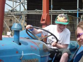 Jun 2016 Kids Out Day at Wimpole