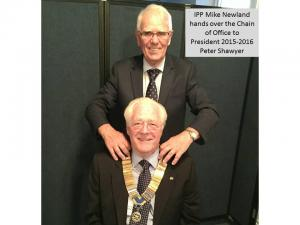 New Hythe & Waterside President
