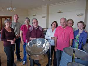 Walthew House Steel Band
