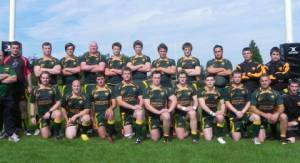 Newent Rugby Club - The Green Army