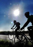 Cyclists on the Coast Road thanks to NWEmail