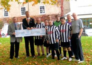 October 2015 Community Grant - Kingsbridge & Dist. ATC and Kaleidoscope