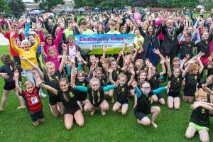 Oswestry Community Games, Cae Glas Park, September 2019