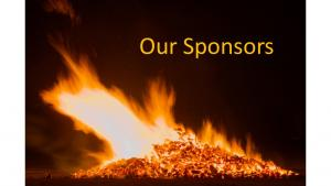 Thanks to our Fireworks Sponsors!