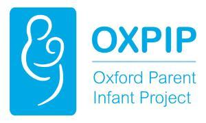 Speaker Jan Martin OXPIP.  -   The Oxford Parent Infant Project