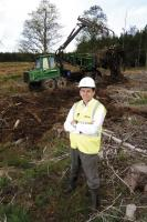 Peter Whitefield of Tillhill Forestry Management Ltd  Thursday 9th May @ 18.30