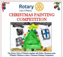 Santa Painting Competition
