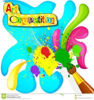 Painting Competition at the Apperley Centre, Stonehouse