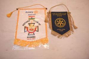 Exchanged Pennants