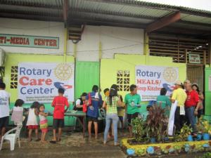 Philippines Rotary Soup Kitchen
