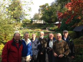 Oct 2014 Walking Weekend - Open to all Members & Guests