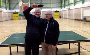 Table Tennis  January 24 2015