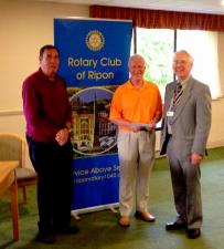 Ripon Rotary Club Golf Day - 8 June 2015