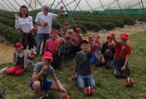 Cairney Fruit Farm with Chernobyl Kids