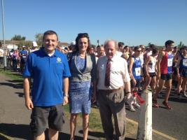 Rotary Club of Canvey Island 10 race @ Canvey Seafront 9th September 2012